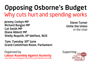 Opposing Osborne RED